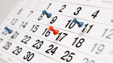 Calendar financiar